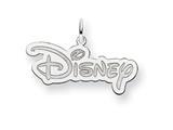 Disney Disney Logo Charm style: WD210W