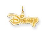Disney Disney Logo Charm style: WD210Y