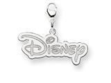 Disney Disney Logo Lobster Clasp Charm style: WD211W