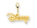 Disney Disney Logo Lobster Clasp Charm style: WD211Y