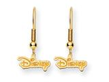 Disney Disney Logo Dangle Wire Earrings style: WD213GP