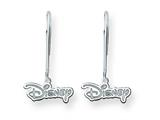 Disney Disney Logo Dangle Wire Earrings style: WD213W