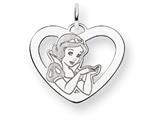 Disney Snow White Heart Charm style: WD214W