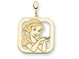 Disney Snow White Square Lobster Clasp Cha style: WD218GP