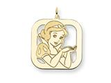Disney Snow White Square Charm style: WD219GP