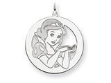 Disney Snow White Round Charm style: WD221SS