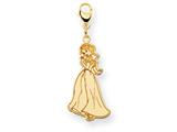 Disney Snow White Lobster Clasp Charm style: WD223Y