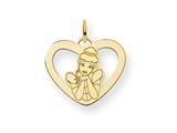 Disney Cinderella Heart Charm style: WD226GP