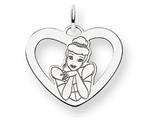 Disney Cinderella Heart Charm style: WD226W