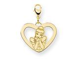 Disney Cinderella Heart Lobster Clasp Char style: WD227GP