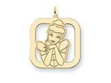 Disney Cinderella Square Charm style: WD230GP