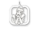 Disney Cinderella Square Charm style: WD230SS
