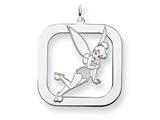 Disney Tinker Bell Square Charm style: WD264SS
