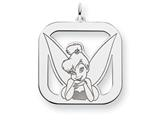 Disney Tinker Bell Square Charm style: WD266SS