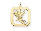Disney Tinker Bell Square Charm style: WD268GP