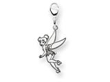 Disney Tinker Bell Lobster Clasp Charm style: WD271W
