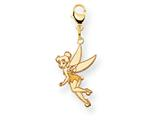 Disney Tinker Bell Lobster Clasp Charm style: WD271Y