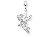 Disney Tinker Bell Lobster Clasp Charm style: WD273SS