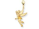 Disney Tinker Bell Lobster Clasp Charm style: WD273Y
