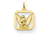 Disney Tinker Bell Square Charm style: WD274GP