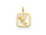 Disney Tinker Bell Square Charm style: WD276GP