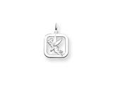 Disney Tinker Bell Square Charm style: WD276SS