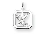 Disney Tinker Bell Square Charm style: WD276W