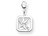 Disney Tinker Bell Square Lobster Clasp C style: WD277SS