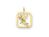 Disney Tinker Bell Square Charm style: WD278GP