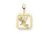 Disney Tinker Bell Square Lobster Clasp Ch style: WD279GP