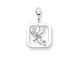 Disney Tinker Bell Square Lobster Clasp C style: WD279SS