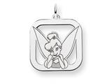 Disney Tinker Bell Square Charm style: WD280W