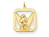 Disney Tinker Bell Square Charm style: WD280Y