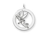 Disney Tinker Bell Round Charm