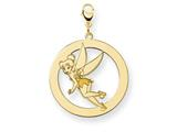 Disney Tinker Bell Round Lobster Clasp Cha style: WD285GP