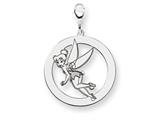 Disney Tinker Bell Round Lobster Clasp Ch