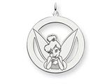Disney Tinker Bell Round Charm style: WD288SS