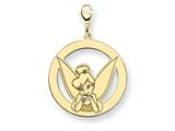 Disney Tinker Bell Round Lobster Clasp Cha style: WD289GP