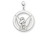 Disney Tinker Bell Round Lobster Clasp Ch style: WD289SS