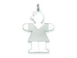 Sterling Silver Hugs Kid Charm style: XK1229SS