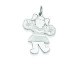Sterling Silver Hip Hip Hooray Cuddle Charm style: XK1833SS
