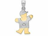 The Kids® Diamond kid Charm / Pendant