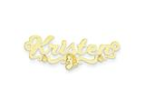 Personalized Disney Snow White Nameplate (up to 9 Letters) - Chain Included style: XNA476GP