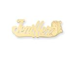 Personalized Disney Snow White Nameplate (up to 9 Letters) - Chain Included style: XNA480GP