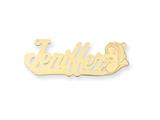 Personalized Disney Snow White Nameplate (up to 9 Letters) - Chain Included style: XNA480Y