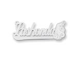 Personalized Disney Aurora Nameplate (up to 9 Letters) - Chain Included style: XNA481W