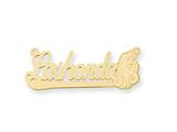 Personalized Disney Aurora Nameplate (up to 9 Letters) - Chain Included style: XNA481Y