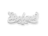 Personalized Disney Cinderella Nameplate (up to 9 Letters) - Chain Included style: XNA487SS
