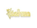 Personalized Disney Tinker Bell Nameplate (up to 9 Letters) - Chain Included style: XNA494GP