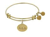 Angelica Delta Delta Delta Expandable Bangle Collection style: GEL1227